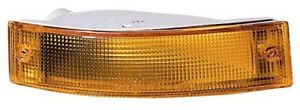 Turn Signal / Parking Light Assembly-Base Front Left Maxzone fits 1990 Geo Storm
