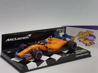 "Minichamps 537184714 - McLaren MCL33 F1 300th GP Canadian "" F. Alonso "" 1:43 NEU"