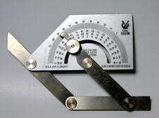 Angle Finder 2 Bend Protractor fabrication tube bending