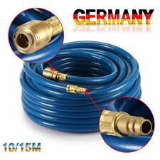Druckluftschlauch 10/15m Druckluft Werkzeug Kfz Kompressor Luftschlauch 6-9mm DE