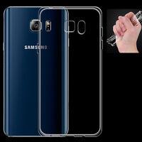Ultradünn TPU Schutzhülle Samsung Galaxy Note 5 Silikon Case Cover Bumper Hülle
