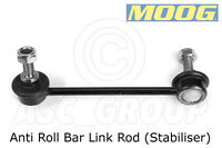 MOOG Front Axle, Right - Anti Roll Bar Link Rod (Stabiliser) - HO-LS-2588