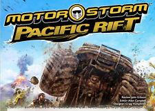 MOTOR STORM PACIFIC RIFT VIDEOGIOCO GAME GIOCO USATO PER PLAYSTATION 3 PS3