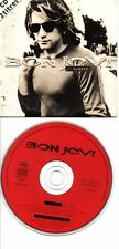 BON JOVI ALWAYS RARE FRENCH CDS IN CARD PS
