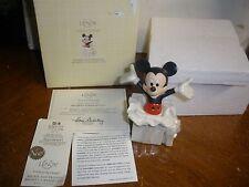 New Lenox Disney Mickey & Friends Mickey's Surprise Gift
