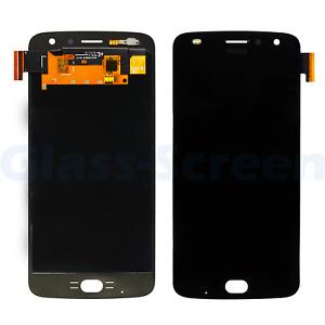 Motorola Moto Z2 Play XT1710-01 06 07 08 09 OLED LCD Screen Digitizer Black HQ