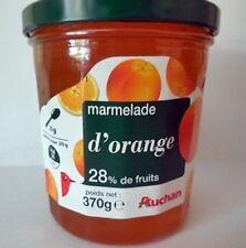 Orangen Marmelade Konfitüre 370g Glas Delikatesse aus Frankreich
