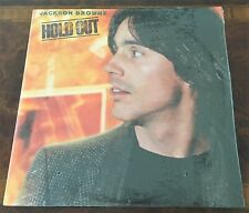 "JACKSON BROWNE ""Hold Out"" . Vinyl LP record . Sealed"