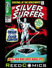 SILVER SURFER OMNIBUS VOLUME 1 HARDCOVER (576 Pages) New Hardback