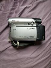 Samsung Sc-Dc164 Dvd Camcorder 33X Optical Zoom Digital 1200X