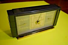 vintage Airguide barometer, thermometer, humidity desk top instrument, rare