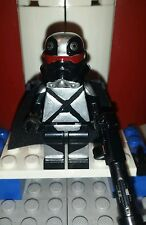 Lego Star Wars Custom Clone Shadow Trooper Commander