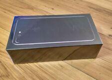 NEW SEALED APPLE iPHONE 7 PLUS 256GB JET BLACK UNLOCKED PHONE WORLDWIDE SHIPPING