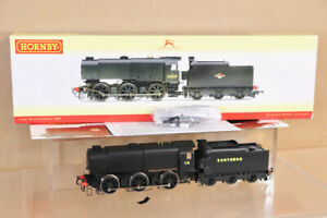 HORNBY R2343 SOUTHERN SR 0-6-0 CLASS Q1 LOCOMOTIVE C8 BOXED nz