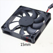 80mm DC 5V USB Lüfter 80x80x15mm PC Computer Cooler Cooling Fan Sleeve Bearing