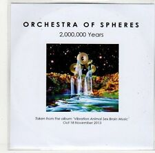 (ER240) Orchestra of Spheres, 2,000,000 Years - 2013 DJ CD