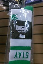 3 Pairs of DGK Leaf Socks in Package ready to ship