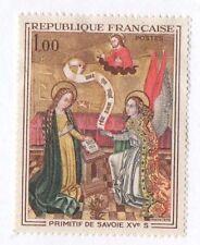 Timbre France République Française Primitif de Savoie XVe siècle Art Neuf N°1640