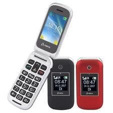 "OLYMPIA JANUS RED SENIOR PHONE TASTI GRANDI S.O.S. 6,1 cm (2.4"") 90 g"