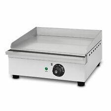 vertes Elektro-Grillplatte Gastronomie ohne Riefen mit 1700W B-Ware
