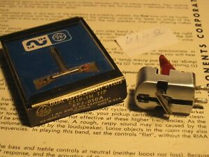 GE RPX mono phono cartridge