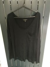 Ladies Black Top by Banana Republic. Black. Size S (UK). Perfect Condition