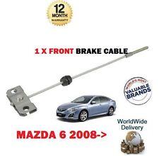 FOR MAZDA 6 ALL  2008-2013 NEW 1 X FRONT HAND BRAKE HANDBRAKE CABLE