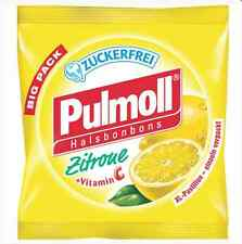 Made in Germany- Pulmoll Cough Drops-Natural Ingredients-LEMON-90g-SALE SALE