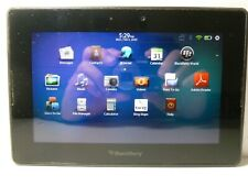 BlackBerry PlayBook 16GB, Wi-Fi, 7in - Black Touch Screen Tablet