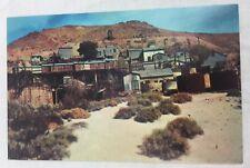 Vintage Postcard Tropico Gold Mine Rosamond California