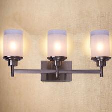 22 Inch 3-Light LED Vanity Fixture Brushed Nickel Wall Sconces Lighting Bathroom