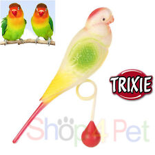 PET Bird Toy TRIXIE SMALL BUDGIE Slide over Perch FOR CAGE