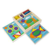 Beginner Pattern Blocks-A perfect first manipulative