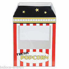 "15.25"" Hollywood Party Cinema Popcorn Machine Table Centrepiece Decoration"