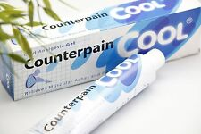 60g COUNTERPAIN COOL Relieves Muscular Aches Pain Massage Cold Analgesic Gel