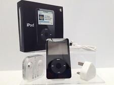 NUOVO! Apple iPod Classic 5th 5.5th Generazione Nero (80GB) - Boxed