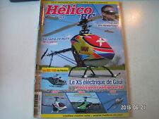 ** Hélico RC n°19 EC 135 de Hirobo / Le X5 électrique de Gaui / Le Flettner