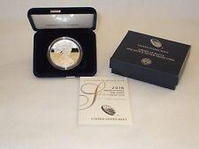 2016-W Proof American Silver Eagle Coin 30th Anniversary w/ Edge Lettering