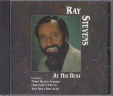 RAY STEVENS - At His Best (CD, MCA Special Products, 10 Songs) - LIKE NEW