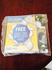 Cool Pad for Cool Hats - Evaporative Cooling