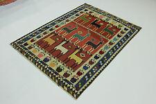 en exclusivité nomades PICASSO aspect Kelim PERSAN TAPIS d'Orient 2,26 x 1,71