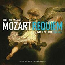 Dunedin Consort John Butt - Mozart: Requiem (NEW CD)