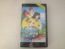 CANDY CANDY E TERENCE - VHS CARTONI ANIMATI 1991 PAL - BUONE CONDIZIONI V24