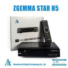 Zgemma H5 Combo HD T2/S2 HEVC decoder più chiavetta Wi-Fi