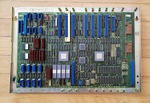 Fanuc A02B-1010-005-0-16C 4 axis Motherboard, Fanuc 11M