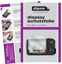 6x Sealife DC2000 Screen Protector Protection Crystal Clear dipos