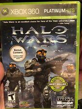 Halo Wars -- Platinum Hits (Microsoft Xbox 360, 2010)