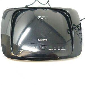 Cisco Linksys WAG320N Dual-Band Wireless-N  Modem Gigabit Router