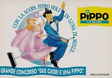 """# PUBBLICITARIA: """"PIPPO - LA SCOPA"""" GRANDE CONCORSO  (Cusago -Milano)"""