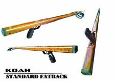 KOAH SPERAGUNS Standard Koah Fatback (48 In) Spearfishing Scuba Diving Freedive